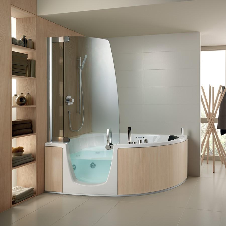 Badkar badkar med dörr : Badkar med dörr och dusch – Om badrummet i huset!
