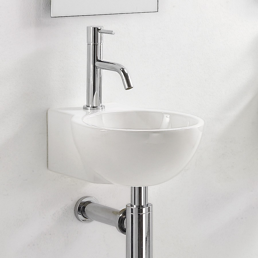 Inredning tvättställ med pelare : Toaletter Handfat ~ Interiörinspiration och idéer för hemdesign