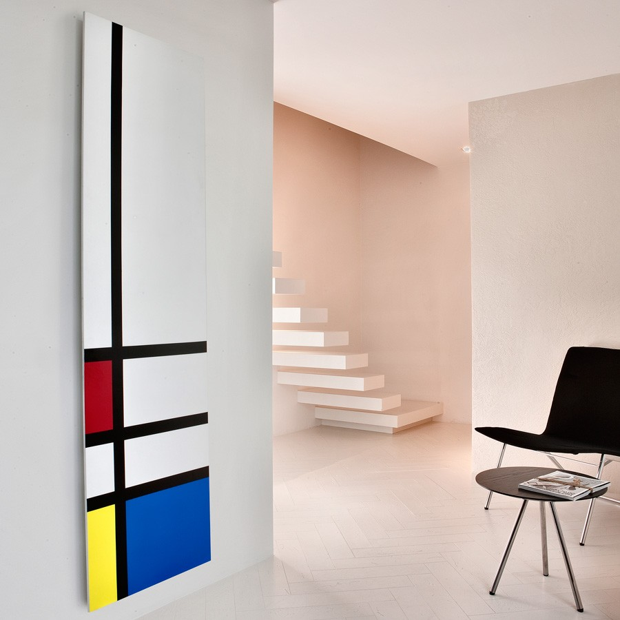 Radiator i design Smooth Multicolor