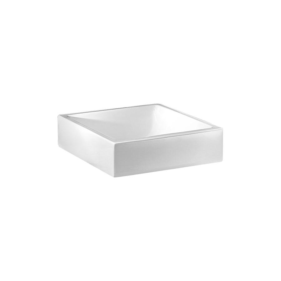 Tvättställ i smart design till din badrummet. made in italy